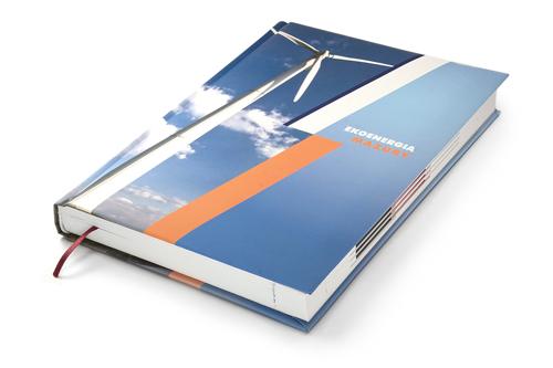 Kalendarz Prismalux A5 Soft Touch