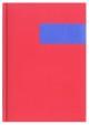 Kalendarz Dublin czerwony/niebieski