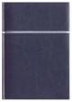 Kalendarz Kair granatowy/srebrny