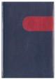 Kalendarz Liguria granatowy/bordowy