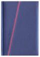 Kalendarz Londyn niebieski/czerwony