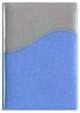 Kalendarz Loretto srebrny/niebieski
