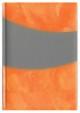 Kalendarz Madera pomarańczowy/szary