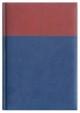 Kalendarz Napoli bordowy/niebieski