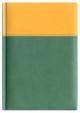 Kalendarz Napoli żółty/zielony