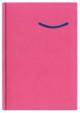 Kalendarz Orlean różowy/niebieski