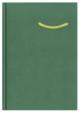 Kalendarz Orlean zielony/seledynowy
