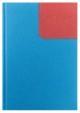 Kalendarz Oxford niebieski/czerwony