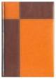 Kalendarz Panama ciemny brąz/jasny brąz