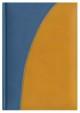Kalendarz Verona niebieski/żółty