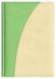 Kalendarz Verona seledynowy/kość słoniowa