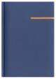 Kalendarz Victoria granatowy/pomarańczowy