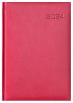 Kalendarz Ateny czerwony