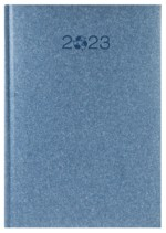 Kalendarz Bergamo niebieski
