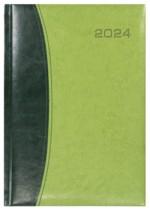 Kalendarz Bolonia zielony/seledynowy