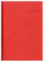 Kalendarz Carbon czerwony