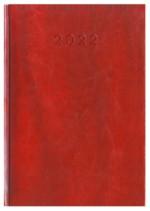 Kalendarz Catania bordowy