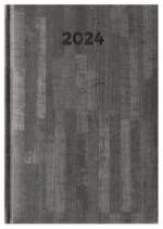Kalendarz Cork grafitowy