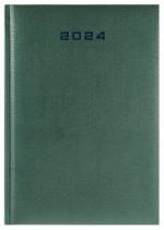 Kalendarz Dallas zielony