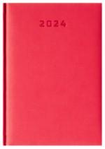 Kalendarz Delhi czerwony