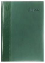 Kalendarz Genewa zielony/zielony