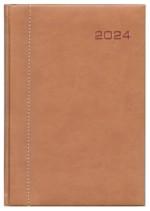 Kalendarz Genua brązowy