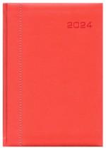 Kalendarz Genua czerwony