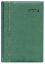 Kalendarz Genua zielony