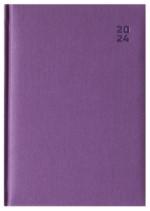 Kalendarz Haga fioletowy