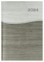 Kalendarz Kansas siwy/szary