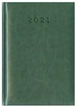Kalendarz Nebraska zielony