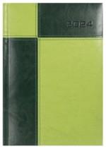 Kalendarz Panama zielony/seledynowy