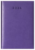 Kalendarz Paris fioletowy