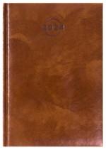 Kalendarz Rubena brązowy