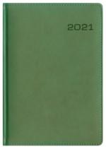 Kalendarz Skóra Exclusive zielony