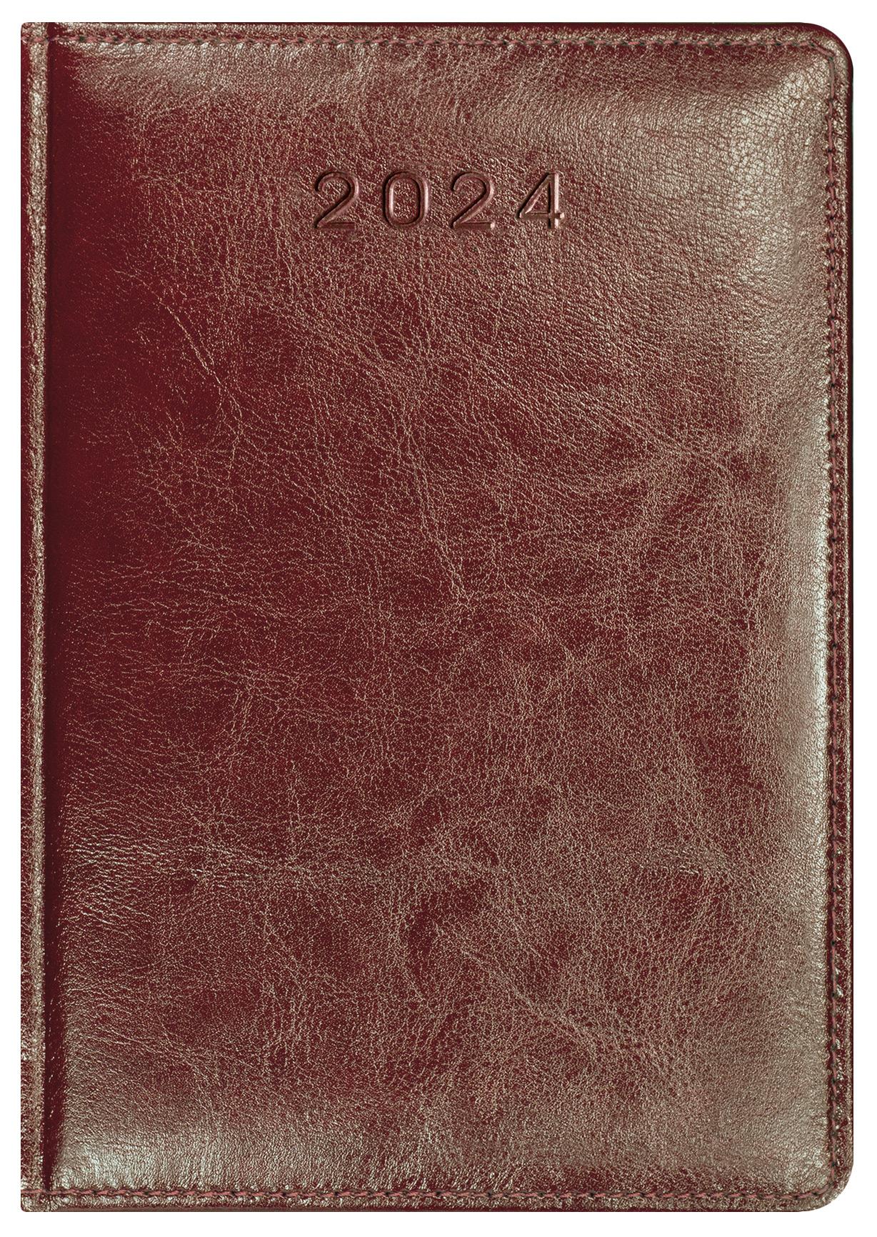 Kalendarz Skóra Powlekana