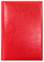 Kalendarz Sydney czerwony