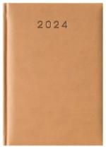 Kalendarz Turyn jasny brąz
