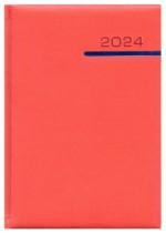 Kalendarz Victoria czerwony/niebieski